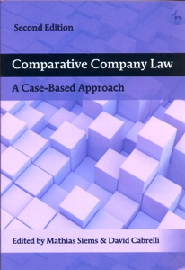 Comparative Company Law 2Ed.