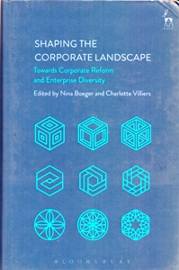 Shaping the Corporate Landscape Towards Corporate Reform and Enterprise Diversity
