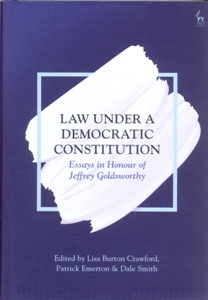 Law Under a Democratic Constitution