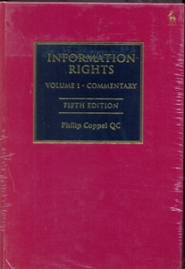 Information Rights 5Ed. 2 Vol.Set.