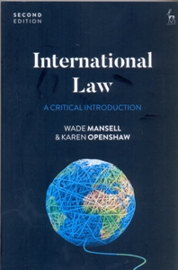 International Law A Critical Introduction 2Ed.
