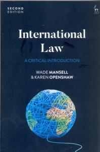 International Law A Critical Introduction 2Ed.