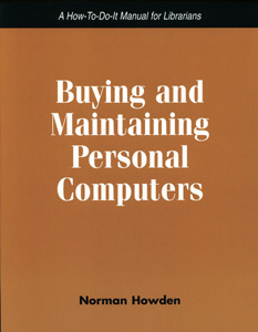 Buying and Maintaining Personal Computers