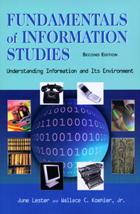 Fundamentals of Information Studies 2nd/Ed