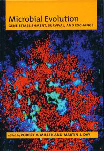 Microbial Evolution: Gene Establishment, Survival, and Exchange