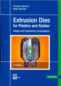 Extrusion Dies for Plastics and Rubber  4Ed.