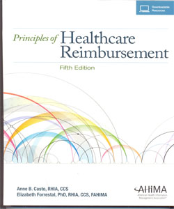 Principles of Healthcare Reimbursemen