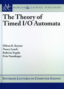 The Theory of Timed I/O Automata