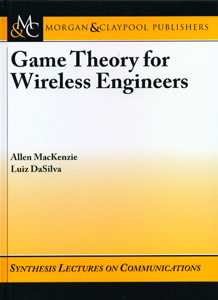 Game Theory for Wireless Engineers : Communication