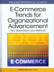 E-Commerce Trends for Organizational Advancement: New Applications and Methods