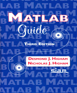 MATLAB Guide 3rd Ed.