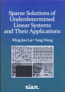 Sparse Solutions of Underdetermined Linear Systems and Their Applications