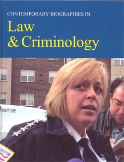 Contemporary Biographies in Law & Criminology