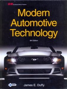 Modern Automotive Technology 8Ed.