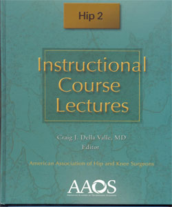 Instructional Course Lectures: Hip 2