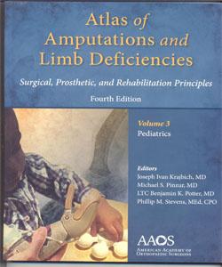 Atlas of Amputations and Limb Deficiencies 3 Vol.Set