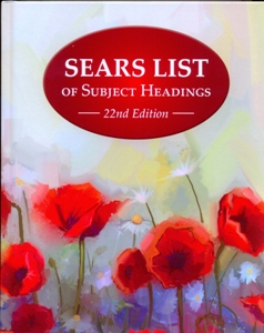 Sears List of Subject Headings 22Ed.