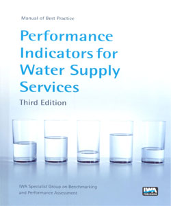 Performance Indicators for Water Supply Services 3Ed.