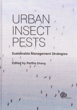 Urban Insect Pests Sustainable Management Strategies