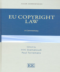 EU Copyright Law A Commentary