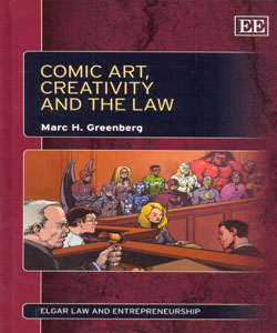 Comic Art Creativity and the Law