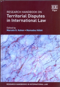 Research Handbook on Territorial Disputes in International Law