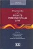 Encyclopedia of Private International Law 4 Vol.Set.