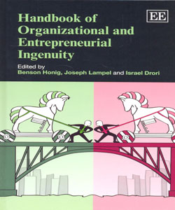 Handbook of Organizational and Entrepreneurial Ingeunity