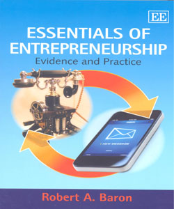 Essentials of Entrepreneurship Evidence and Practice