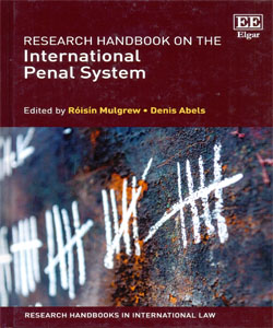 Research Handbook on the International Penal System