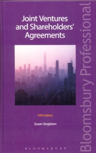 Joint Ventures and Shareholders' Agreements 5Ed.