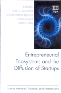 Entrepreneurial Ecosystems and the Diffusion of Startups