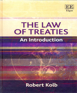 The Law of Treaties An Introduction