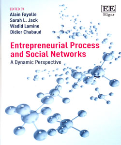 Entrepreneurial Process and Social Networks A Dynamic Perspective