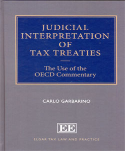 Judicial Interpretation of Tax Treaties The Use of the OECD Commentary
