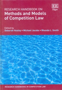 Research Handbook on Methods and Models of Competition Law