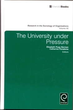 The University Under Pressure