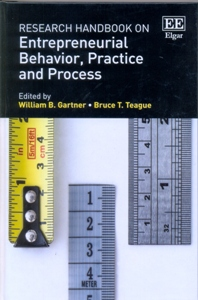 Research Handbook on Entrepreneurial Behavior, Practice and Process