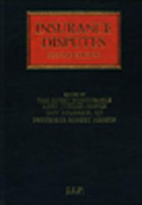 Insurance Disputes 2nd/Ed