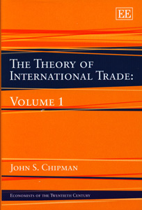 The Theory of International Trade Vol 1