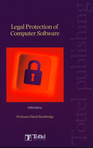Legal Protection of Computer Software  5th/Ed
