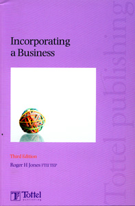 Incorporating a Business