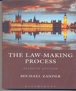 The Law-Making Process 7Ed.