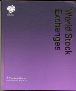 World Stock Exchanges:A Practical Guide