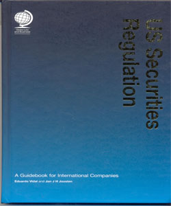 US Securities Regulation:A Guidebook for International Companies