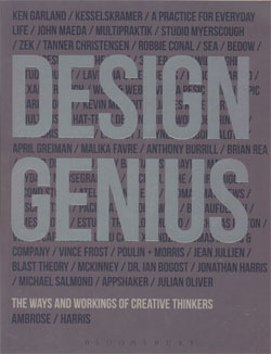 Design Genius The Ways and Workings of Creative Thinkers