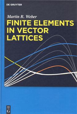 Finite Elements in Vector Lattices