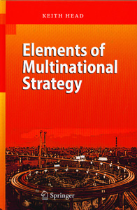 Elements of Multinational Stategy