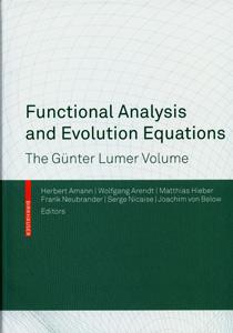 Functional Analysis and Evolution Equations
