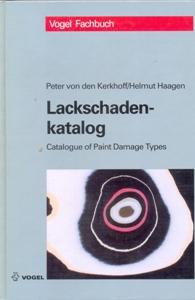 Lackschadenkatalog. Catalogue of Paint Damage Types.